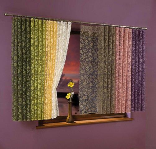 Цены на потолочные карнизы для штор.