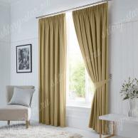 Шторы блэкаут, ночные шторы из плотной светонепроницаемой ткани